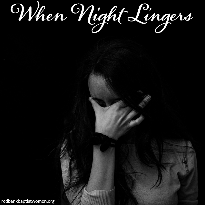 when night lingers image
